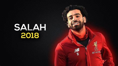 Mohamed Salah 2018 All 44 Goals For Liverpool FC English ...