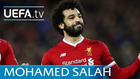 Mohamed Salah   Five great goals   YouTube