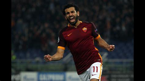 Mohamed Salah  The Pharaoh  Skills and Goals Roma 2015 ...