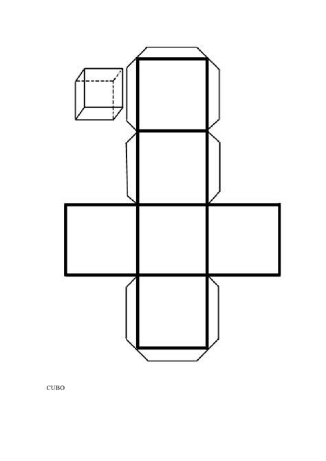 Moldes de cuerpos geometricos para armar e imprimir   Imagui
