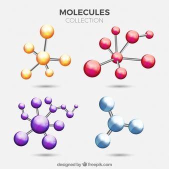Molecule Vectors, Photos and PSD files   Free Download