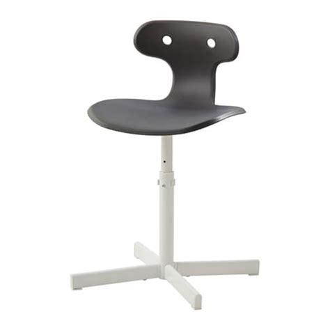 MOLTE Silla de escritorio   gris   IKEA
