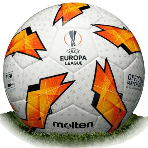 Molten Europa League 2018/19 is official match ball of ...