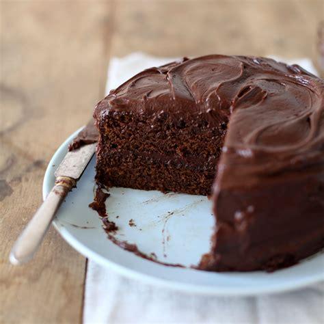 Mom s Chocolate Cake Recipe   Marcia Kiesel | Food & Wine