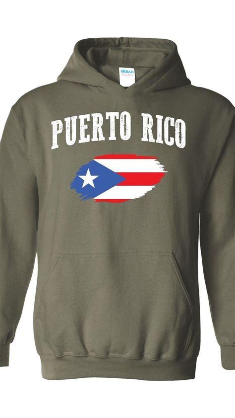 Mom s Favorite   Unisex Puerto Rico Flag Hoodie Sweatshirt ...