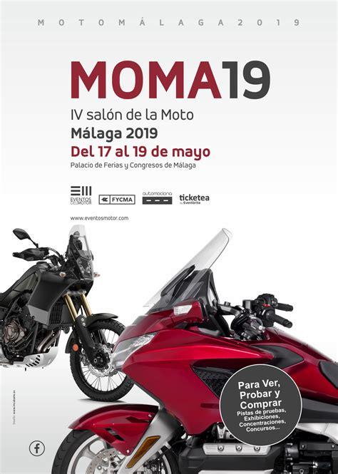 MOMA 2019 – IV Salón de la Moto de Málaga – CafeRacer España