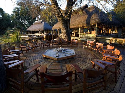 Mombo Camp And Little Mombo, Moremi Game Reserve, Botswana ...