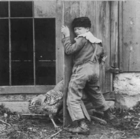 Momentos del Pasado: Fotografías antiguas realmente extrañas
