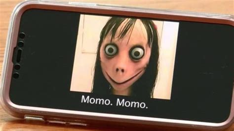 Momo challenge: The terrifying internet trend that is ...