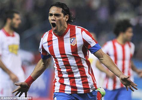 Monaco sign Radamel Falcao from Athletico Madrid | Daily ...