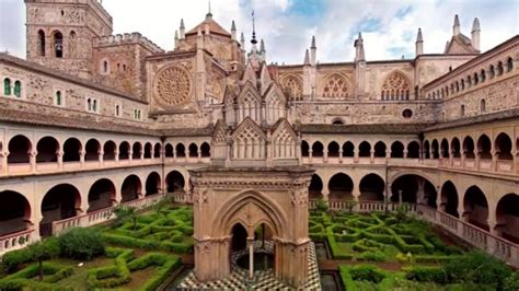 Monasterios de España   Música: Magnum Mysterium.   YouTube