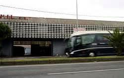 Monbús pone a la venta la sede de Castromil en Compostela