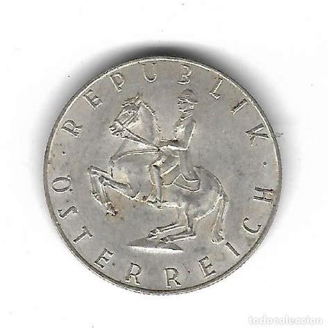 moneda. 5 chelines. austria. 1961   Comprar Monedas ...