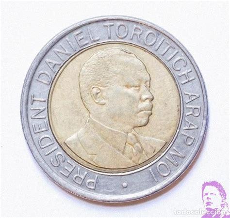 moneda de kenia chelin keniano republic of keny   Comprar ...