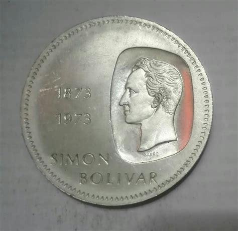 moneda de plata 10 bolivares   Numismática Xaudar