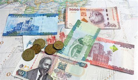 Moneda de uso en Tanzania o Kenia   Udare.es