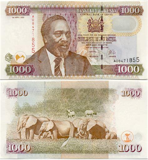 Moneda oficial de Kenya | Felices Vacaciones