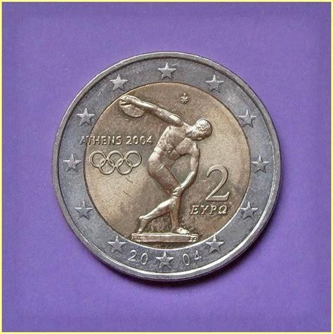 Monedas y Mundo: 2 Euros Grecia 2004: Juegos Olímpicos de ...