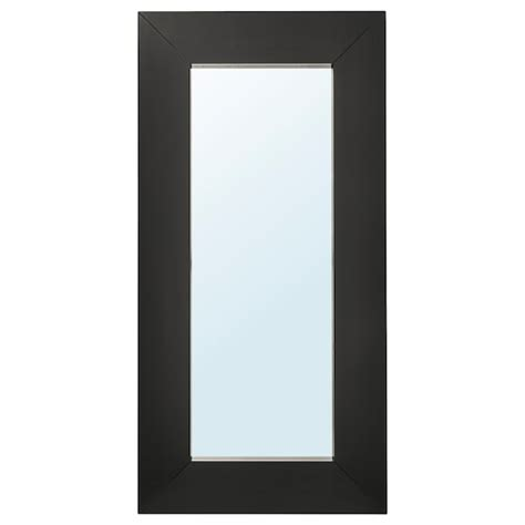 MONGSTAD Mirror   black brown   IKEA