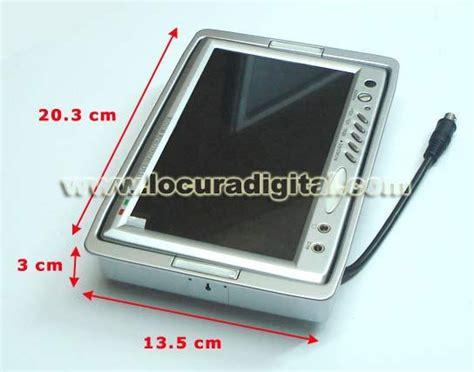 MONITOR SP M70 LCD COLOR 7 PULGADAS COLOR PARA CAMARAS ...