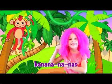 Monkey banana baby dance | Nyrsery Rhymes and Kids Songs ...