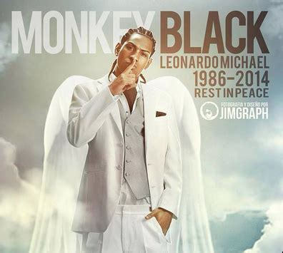 Monkey Black Dies: Dominican Rapper, Whose Name Was ...