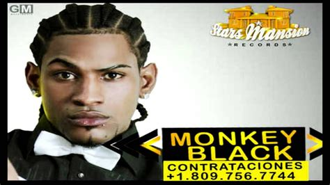 Monkey Black   Dime Rapido   YouTube