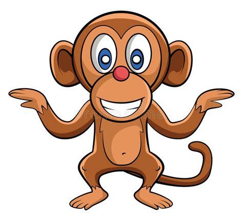 Monkey Dance stock vector. Illustration of baby ...