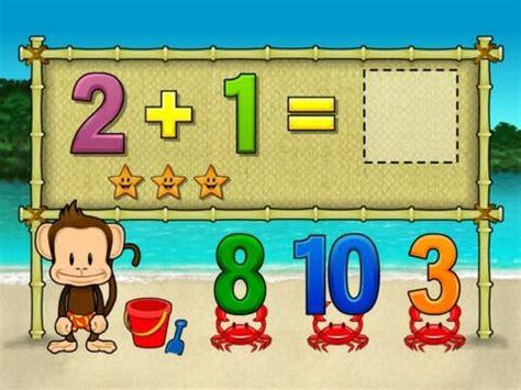 Monkey Math School Sunshine | Fun Math App For Kids   YouTube