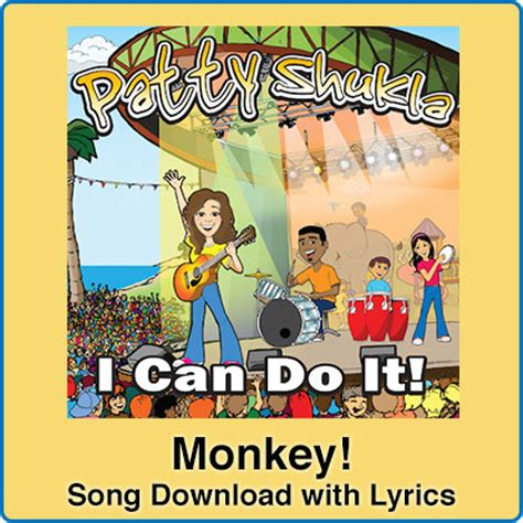 Monkey! Song Download with Lyrics: Songs for Teaching ...