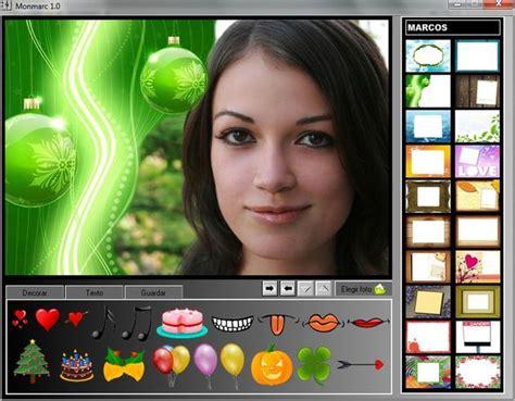 Monmarc, software gratuito para decorar tus fotos y ...