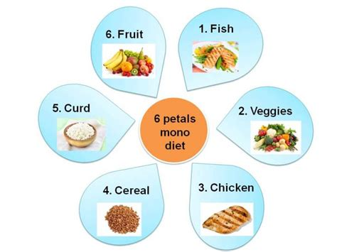 Mono Diet For Weight Loss   6 Petals Diet   Personal ...