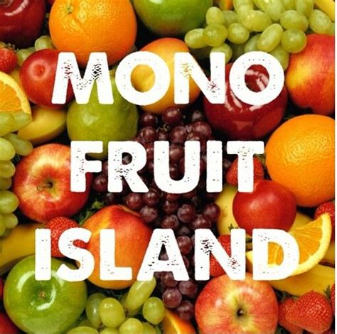 Mono Fruit diet   Healthy and Raw!   Pinterest