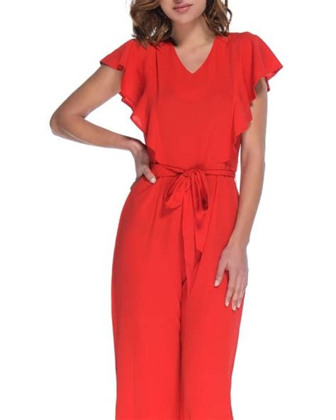 MONO LARGO ROJO   Just Like Me   Shop Online Moda Mujer
