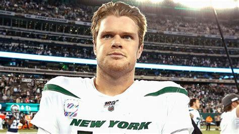 Mono to Mensa   New York Jets QB Sam Darnold ready for ...