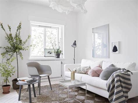 Monoambiente pequeño en estilo nórdico | Estilos Deco