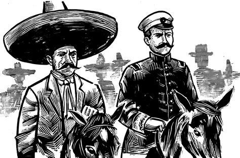 MONSTRUO LARVA: Centenario de la Revolución Mexicana