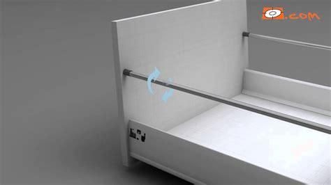 Montaje de un mueble bajo de 90 cm con 2 cajones y 1 ...