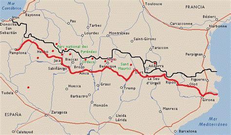 Montañas de Camille: Transpirenaica en bicicleta 2011