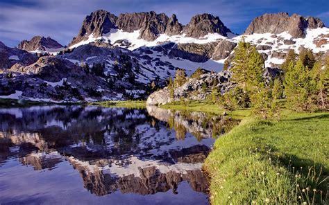 Montañas y Lagos   Fondos de Pantalla HD   Wallpapers HD
