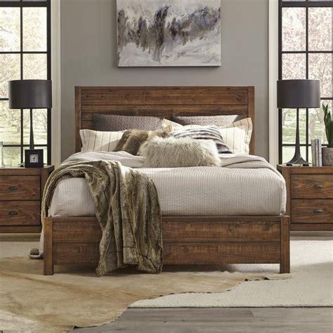 Montauk QUEEN Size Solid Wood Bed – Grain Wood Furniture