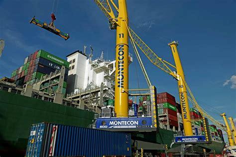Montecon Adds Third Liebherr To Its Fleet