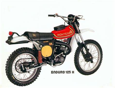 MONTESA ENDURO H 125 CC | Motos clásicas de campo ...