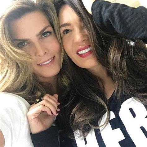 Montserrat Oliver y Yolanda Andrade  salen del closet  y ...