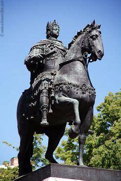 Monumento a Pedro el Grande, San Petersburgo, Rusia  mit ...
