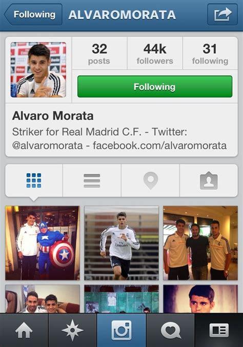 Morata s official instagram account: @alvaro morata | Real ...