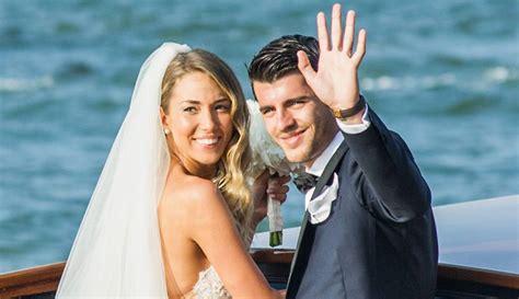 Morata se casa en Venecia | Gente y Famosos | EL PAÍS