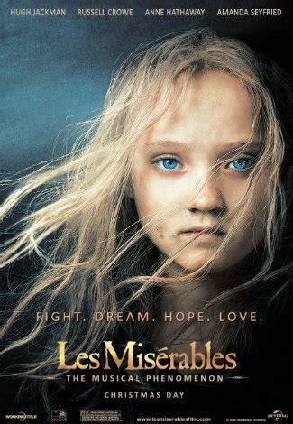 More Winning, Less Miserable: LES MISERABLES Film Review
