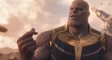 ¿Moriste con los Vengadores o fuiste perdonado por Thanos ...