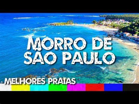 Morro de São Paulo: Bahia   Melhores Praias   YouTube